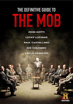 DEFINITIVE GUIDE TO THE MOB (DVD)