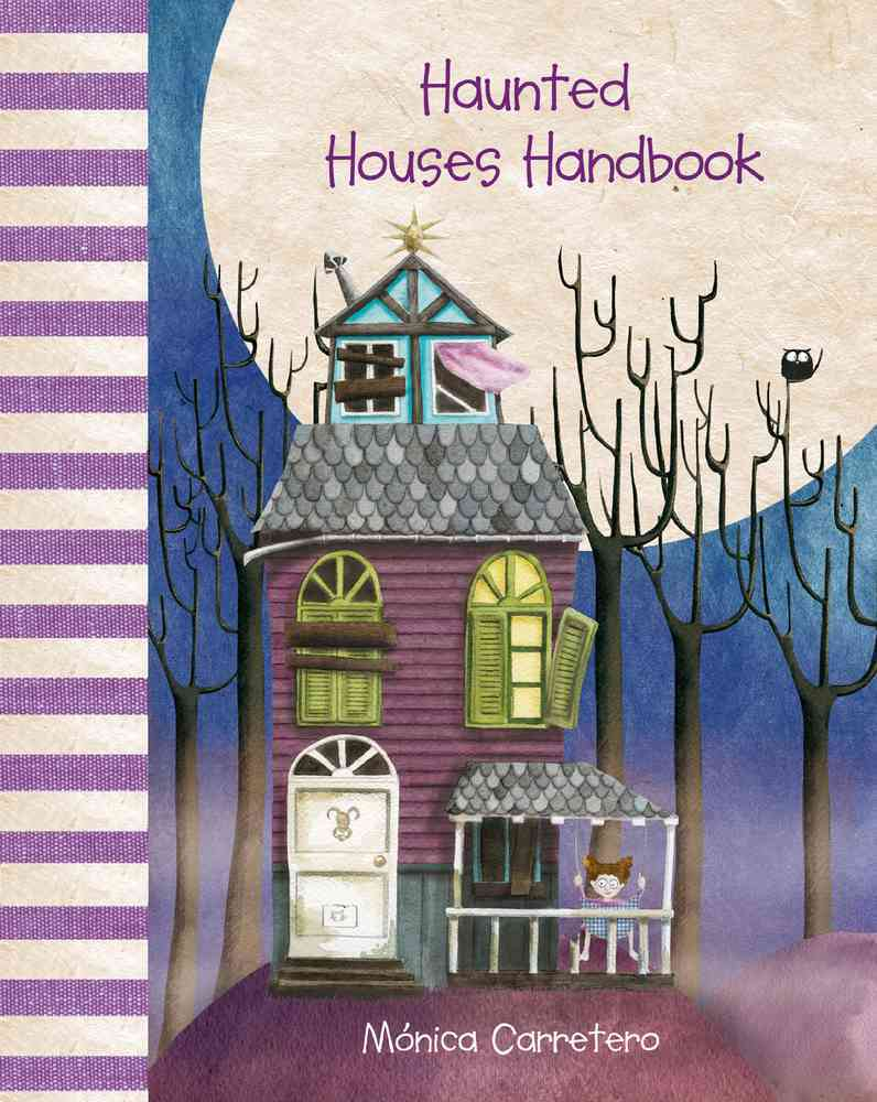 Haunted Castles and Houses Handbook By Carretero, Monica